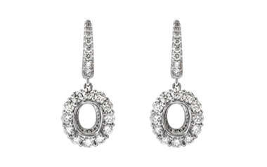Diamond Jackets & Earring Remounts