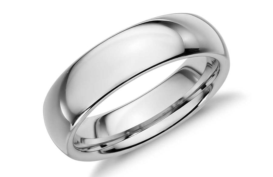 Plain Wedding Bands